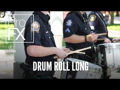 Drum Roll Long | Best sound effects | ProFX (Sound, Sound Effects, Free Sound Effects)