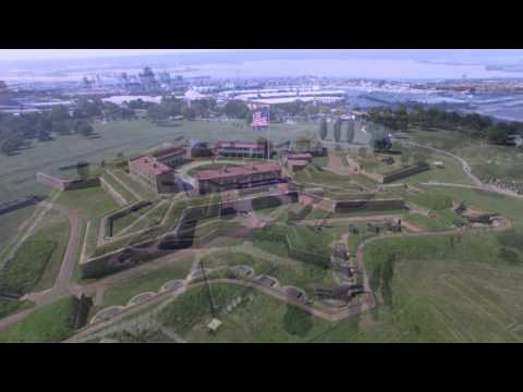 Fort McHenry, Baltimore MD