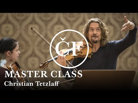 Master class: Christian Tetzlaff