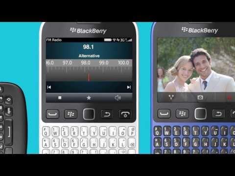 The new BlackBerry 9720