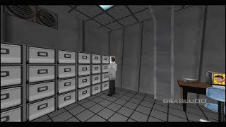 GoldenEye 007 N64 - Russian Bunker 2 - 00 Agent (Custom level)