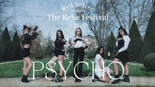 Red Velvet (레드벨벳) | Psycho | DANCE COVER by Meigh'T from FRA…