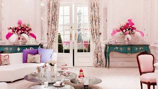 Feminine Living Rooms Bring Delicate Beauty to Your Home – Best Ideas, Photos
