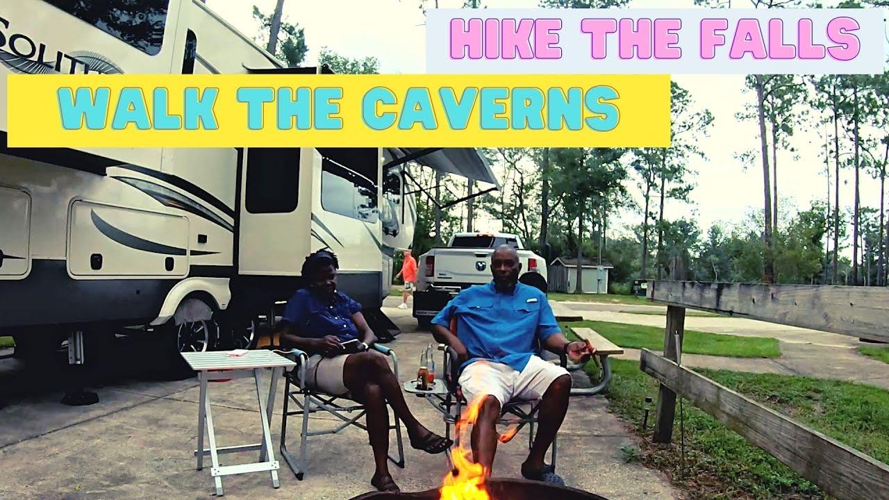 Download Falling Water Sate Park | Florida Caverns Tour | Full Time RV Living (Ep. 9 ORV)