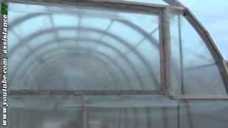 Строим теплицу своими руками (полное видео по постройке теплицы)(Описание., 2014-10-22T17:04:28.000Z)