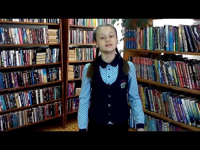 Изображение предпросмотра прочтения – ЮлияБелова читает произведение «Колыбельная песня» А.А.Блока