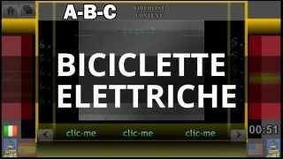BI-CICLETTE ELETTRICHE - E-BIKE - e-bici, electric bicycle, bicicleta,  bicyclette électrique