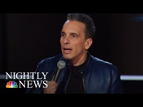 Sebastian Maniscalco Is Comedy's New Superstar | NBC Nightly News