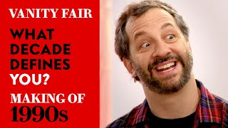Making of 1990s-Judd Apatow and Maria Bamford Talk MTV and Spice Girls-VF Decades Series