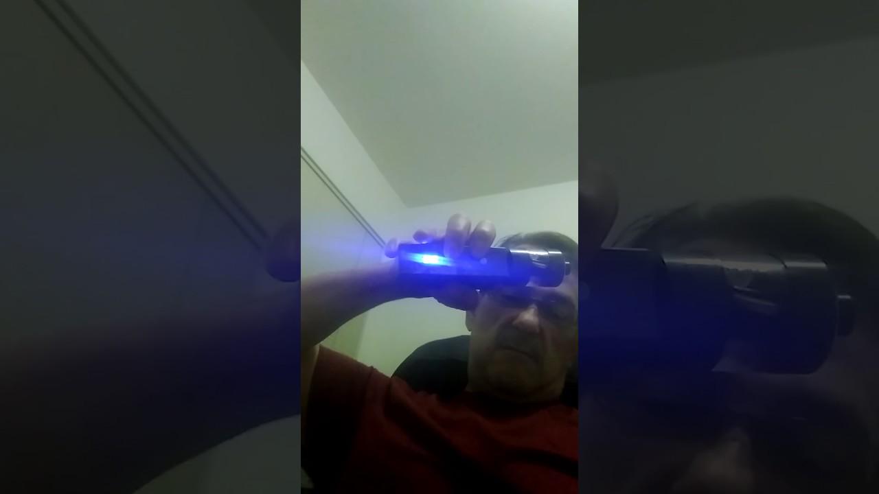 NLPWM Mod Box 11 7 volts on  24 ohm dual alien coils