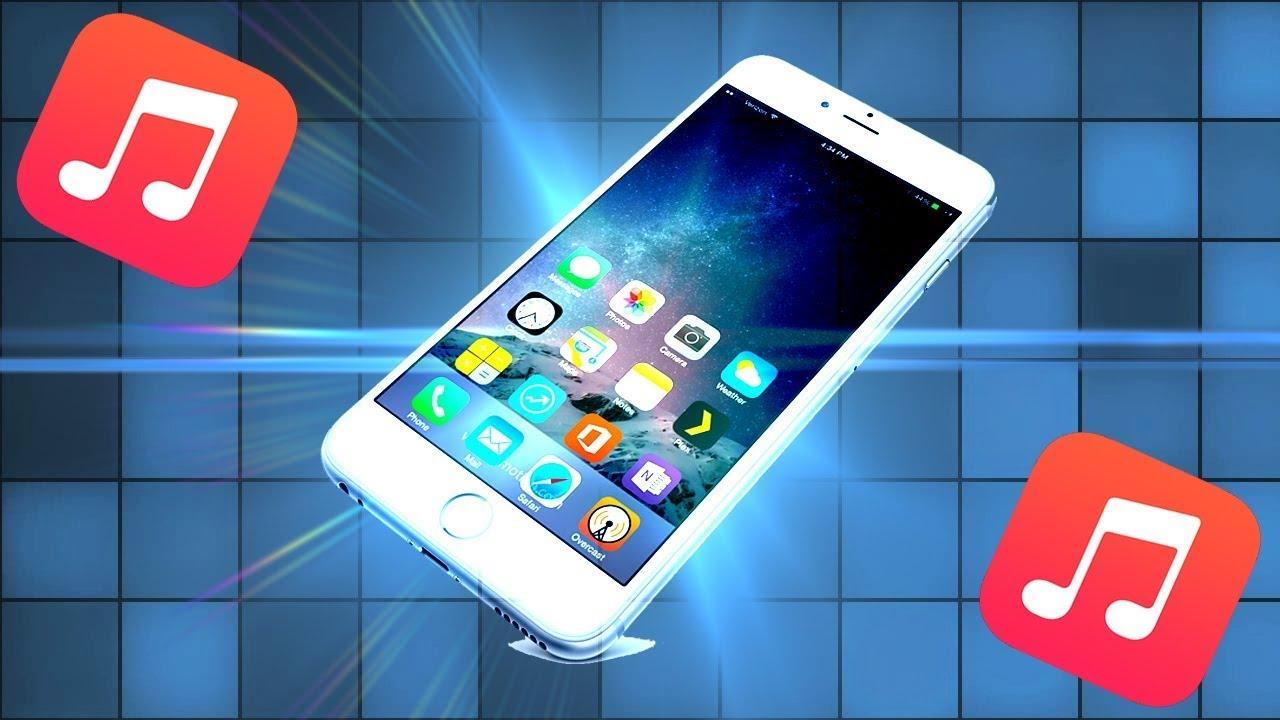 Скачать рингтон для айфона 5 бесплатно m4r