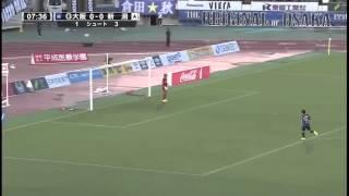 J1 Match Day Highlight J1第22節 G大阪vs新潟 5-0 スカパー!では、TV...