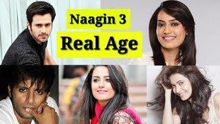 Real Age of Naagin Season 3 Actors
