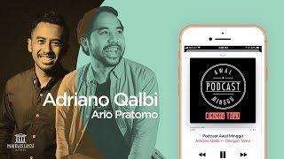 Gambar cover Podcast Awal Minggu - Ario Pratomo : Dari Nulis Hingga Ketakutan Ngurus Anak