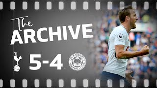 HIGHLIGHTS | SPURS 5-4 LEICESTER CITY | NINE-GOAL THRILLER IN SEASON FINALE!