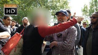 Shake My Hand Hashim Vs Christian Speakers Corner Hyde Park