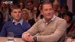 Zo vader, zo zoon - RTL LATE NIGHT