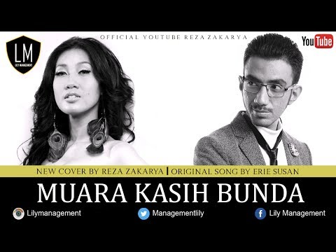 ERIE SUSAN - Muara Kasih Bunda Male cover version by REZA ZAKARYA
