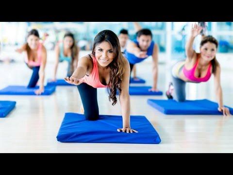 Занятия фитнесом. Как
