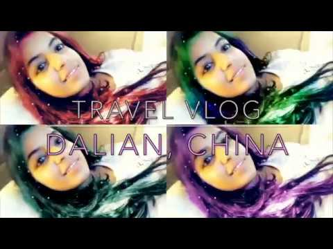 TRAVEL VLOG - New Delhi to DaLian, China \\ Janet Vidhi