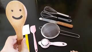 Dụng cụ làm bánh cơ bản cho người mới bắt đầu| Nơi dành cho bạn thích làm bánh