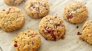 Gluten-free Cranberry Quinoa Scones - Everyday Food With Sarah Carey
