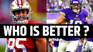 Which NFL Team is Better | San Francisco 49ers or Minnesota Vikings?