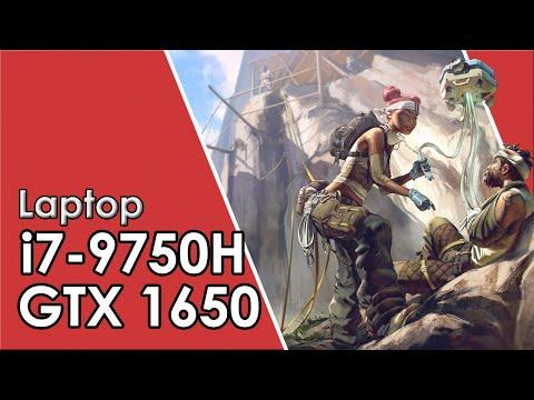 i7-9750H + GTX 1650 Laptop // Test in 11 Games