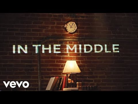 #2 - Zedd, Maren Morris, Grey - The Middle (Lyric Video)
