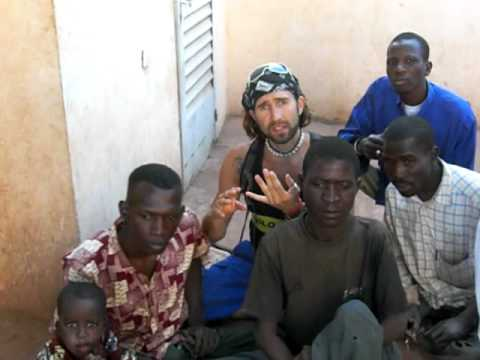 Adam's African Humanitarian Adventure: Helping Mali's Physically-Challenged Gain Mobility and Income