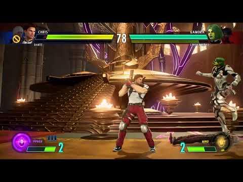 Marvel vs. Capcom infinite arcade |