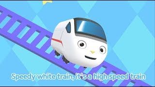 Kids Songs l We Are Awesome Train l Nursery Rhymes l TITIPO TITIPO