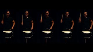 Epic Drumline Solo - Unconditionally - Katy Perry