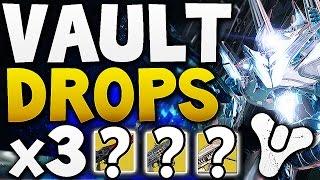 Destiny - Vault Hard Drops x3 (Week 15)