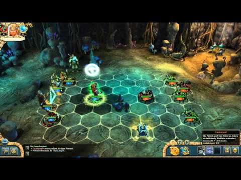 Let's Play King's Bounty Warriors of the North [022] Die Verräter Seuche |