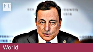 ECB to end bond-buying programme