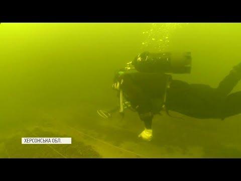 Сенсаційні занурення: на дніпровському дні біля Херсона знайшли стародавні кораблі