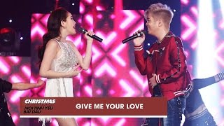 give me your love - bùi anh tuấn, bảo thy | christmas live concert (official video)