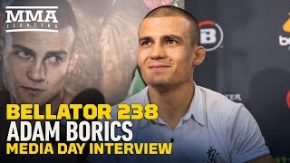 Bellator 238: Adam Borics Says He's 'More Hungry' Than Darrion Caldwell - MMA Fighting