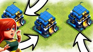 WE ARE GOING TO HAVE 3 TOWN HALL 12's! - Clash Of Clans