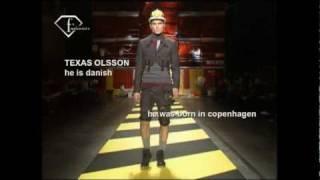 fashiontv | FTV.com - TAYLOR FUCHS +TEXAS OLLSON-MODELS-MEN F/W 08-09
