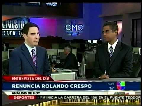 Renuncia Rolando Crespo