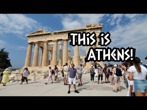This Is Athens! Post Pandemic!