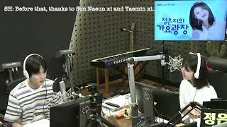 We got married taemin naeun video clip