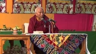 Tibetan: Trisur Prof. Samdhong Rinpoche Talk on Dolgyal