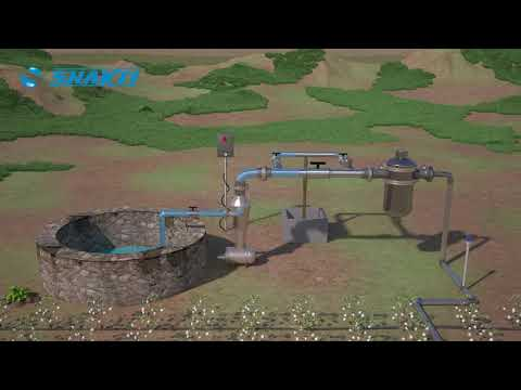 Drip Irrigation System: Shakti Irrigation