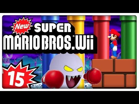 NEW SUPER MARIO BROS. Wii Part 15: Ich muss für Starcoin googeln!