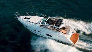 The Princess V39 V Class Sports Yacht
