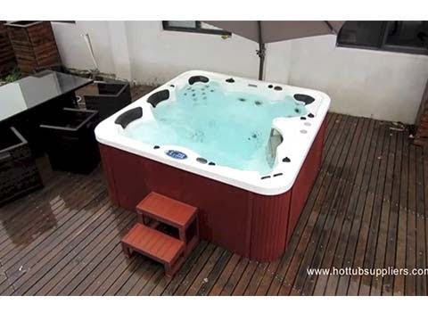 Balboa Hot Tub >> The Duchess Spa Touch Smart 5 Seater Balboa Hot Tub Exclusive To Hot