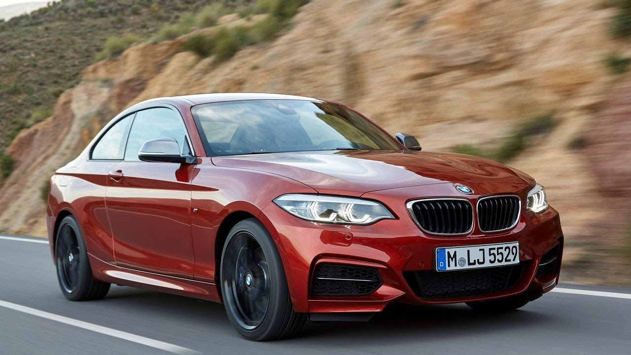 2018 Bmw M240i Coupe 1080q Youtube
